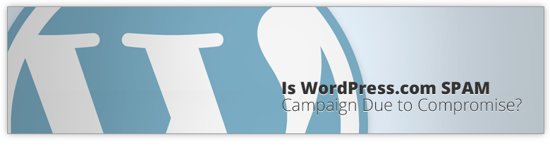 WordPress.com Spam