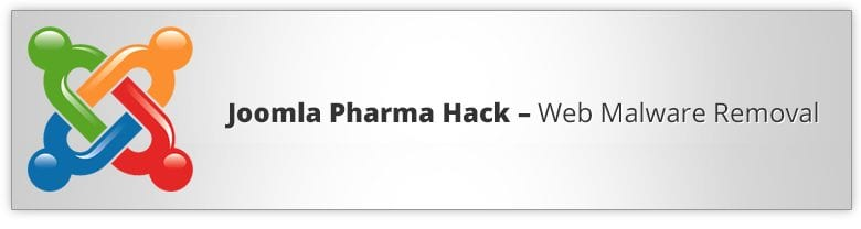 Joomla Pharma Hack