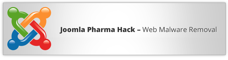 Joomla Pharma Hack
