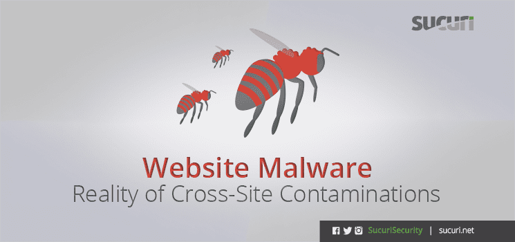 Website Malware Cross Contamination