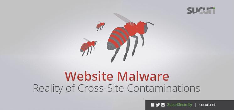 Website Malware Cross Contamination