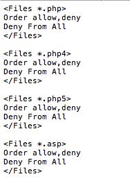 Sucuri Attacker Kills PHP