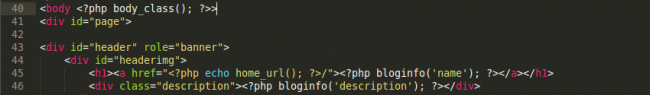 PHP File with SPAM Infection