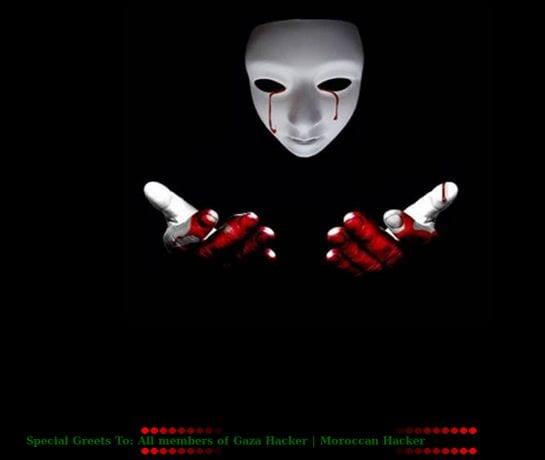 Hacked Website Defacement 9