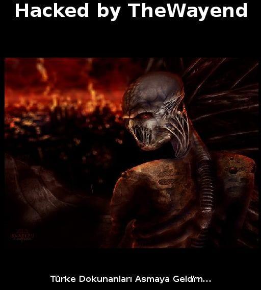 Hacked Website Defacement 12