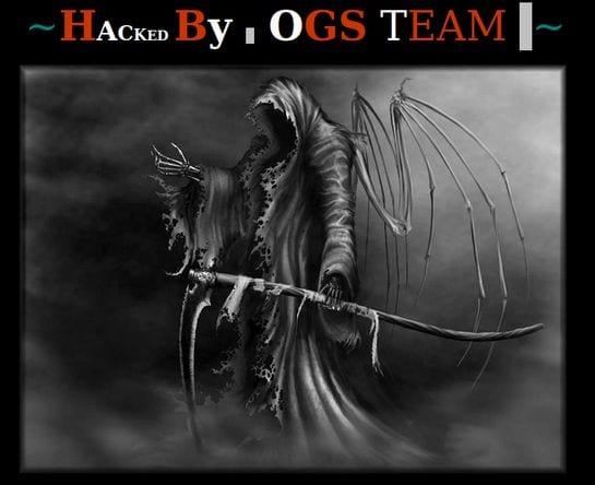 Hacked Website Defacement 8