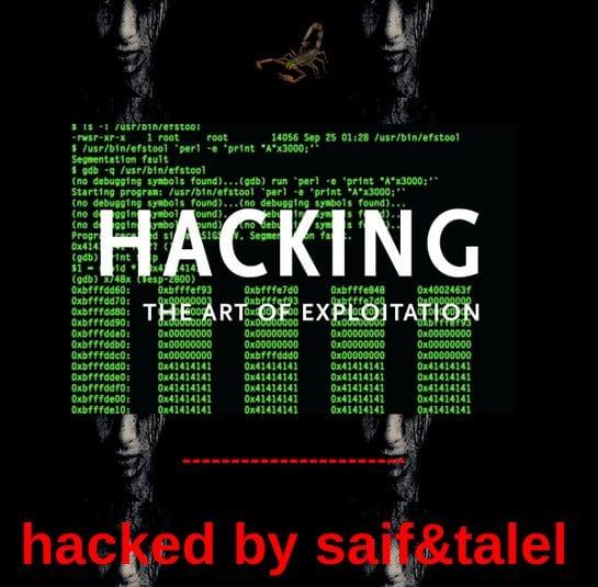 Hacked Website Defacement 3