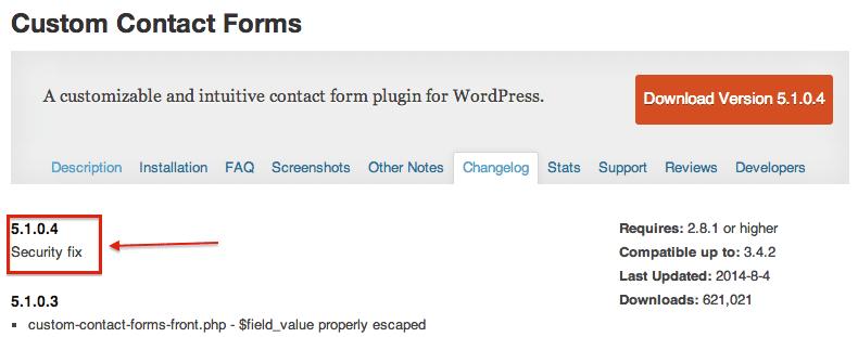 Sucuri - Custom Contact Form Crictial Vulnerability