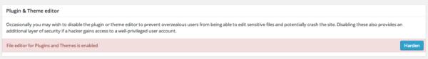 Sucuri - My Website Was Hacked - Plugin : Theme Editor