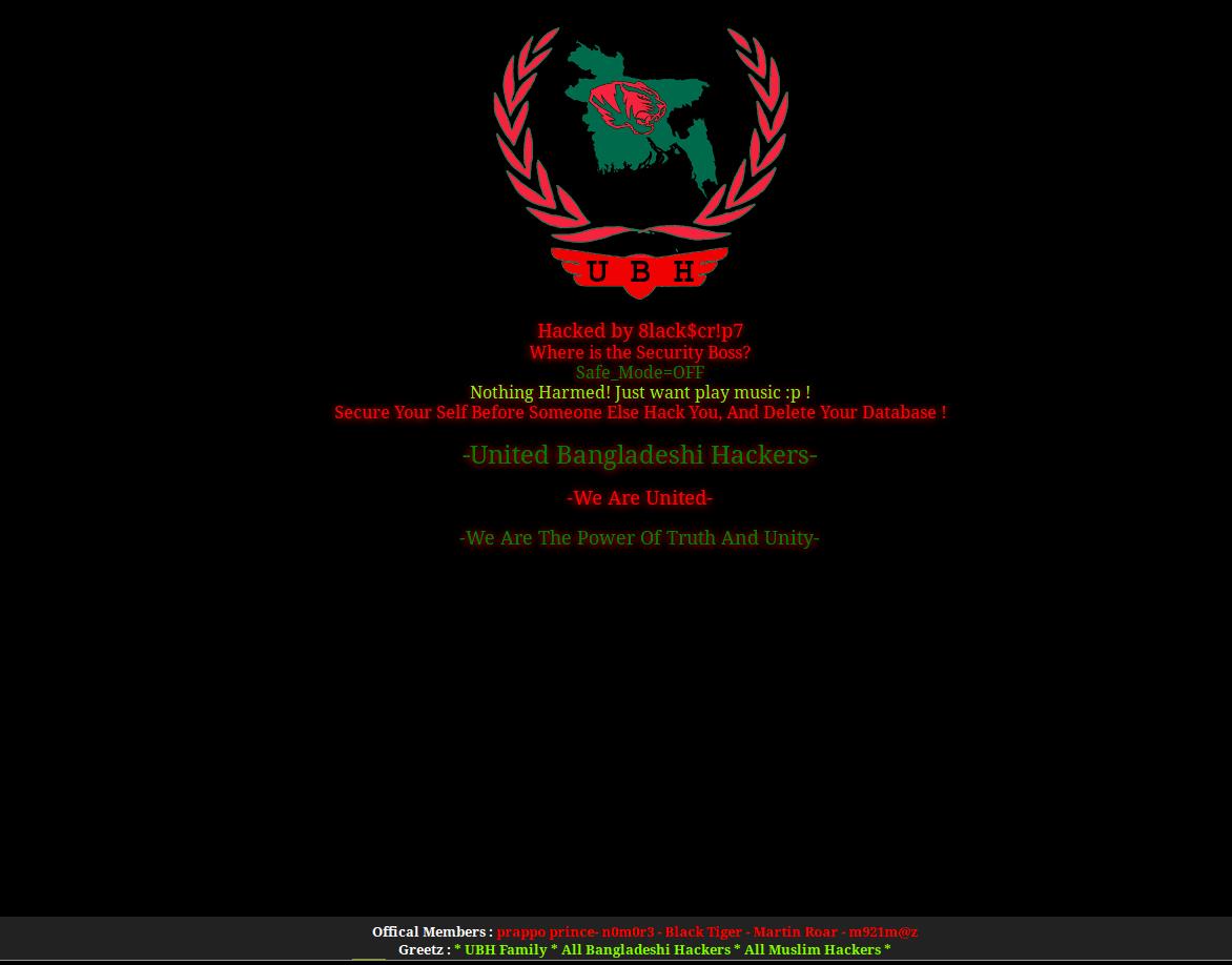 Hacked-Defaced-Bangladeshi
