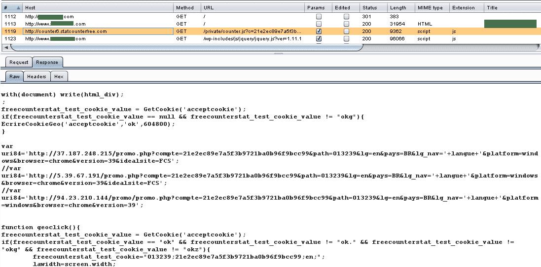 URL Variable in HTTP Headers