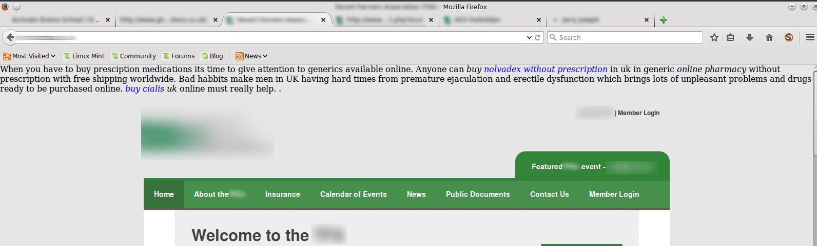 Googlebot User Agent-showing hidden Mobile-Shortcuts SEO spam