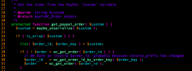 The get_paypal_order method