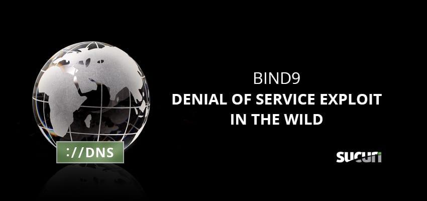 Bind9 DNS Vulnerability