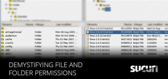 Demystifying File and Folder Permissions