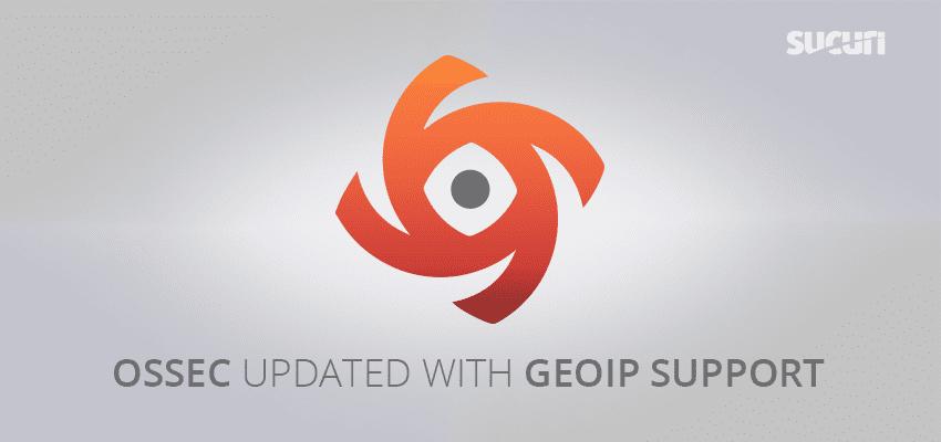 OSSEC HIDS GeoIP