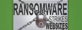 Website Ransomware
