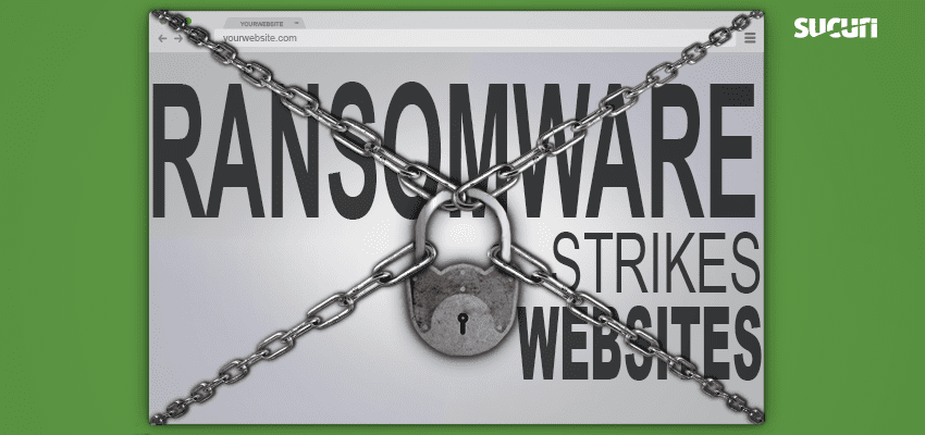Website Ransomware