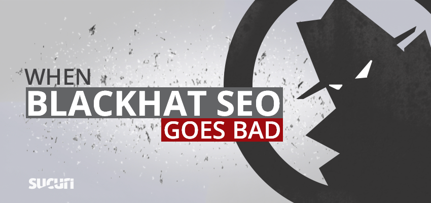 Blackhat SEO Website Malware