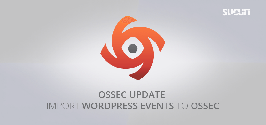 Ossec WordPress Log Export Update
