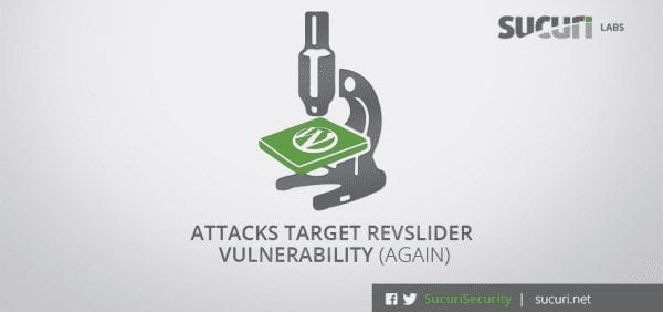 Revslider new vulnerability with IRC Botnet