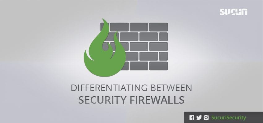 security firewalls