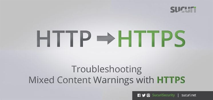 How to Find & Fix Mixed Content Issues with SSL/HTTPS