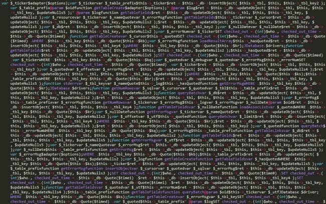 This code is just junk, or not, we'll see