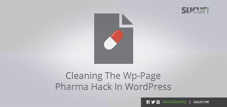 pharma hack wordpress spam search results