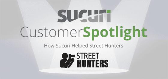Spotlight: How StreetHunters Fixed a Website Hack