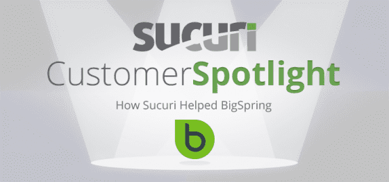 Spotlight: How Big Spring Secures Joomla!