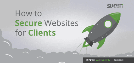 How to Secure Websites for Clients