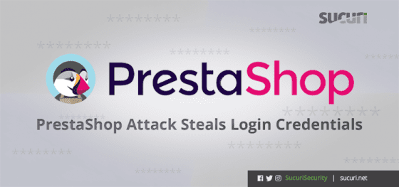 PrestaShop Attack Steals Login Credentials