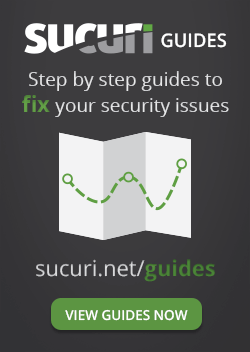 Sucuri website security guides