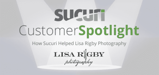 Spotlight: Website Security Response for Photographers