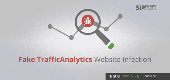 WordPress Security – Fake TrafficAnalytics Website Infection