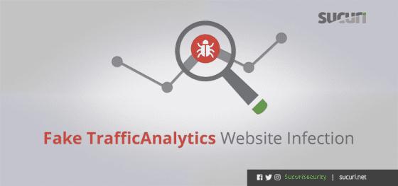 WordPress Security – Fake TrafficAnalytics Website Infection