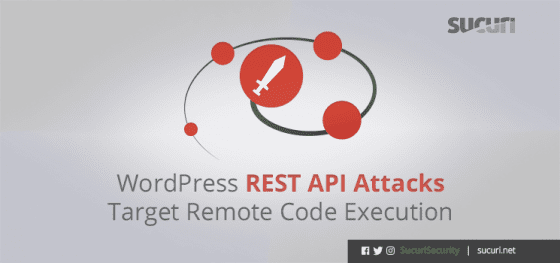 RCE Attempts Against the Latest WordPress REST API Vulnerability