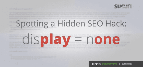 "Spotting a Hidden SEO Hack: ""Play One"""