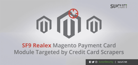 SF9 Realex Magento Module Targeted by Credit Card Scrapers
