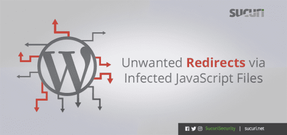 WordPress Security – Unwanted Redirects via Infected JavaScript Files