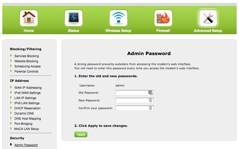 Personal Security Guide - WiFi Network