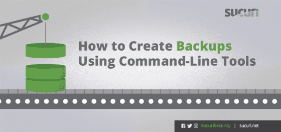 How to Create Website Backups Using Command-line Tools