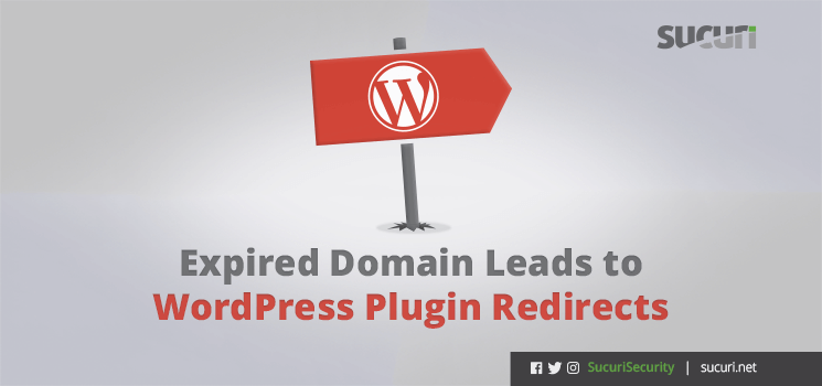 Expired Domain Leads To Plugin Redirect