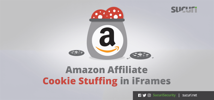Amazon affiliate cookie stuffing in iFrames